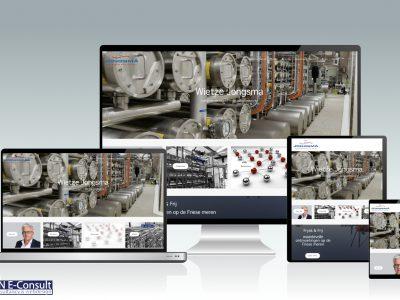 Nieuwe website Jongsma Engineering Solutions live