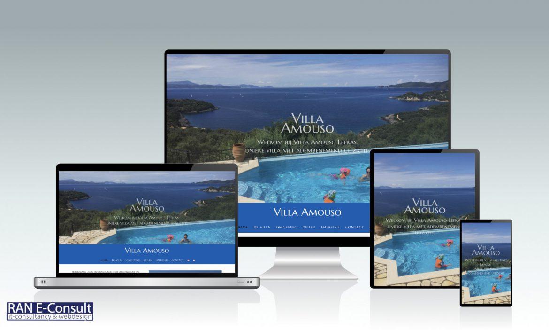 Villa Amouso Lefkas