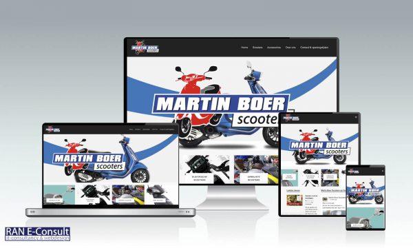 Martin Boer Scooters Ran E-Consult