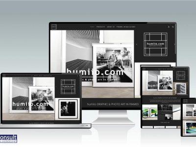Nu online:  humiio Graphic & Photo Art in Frames