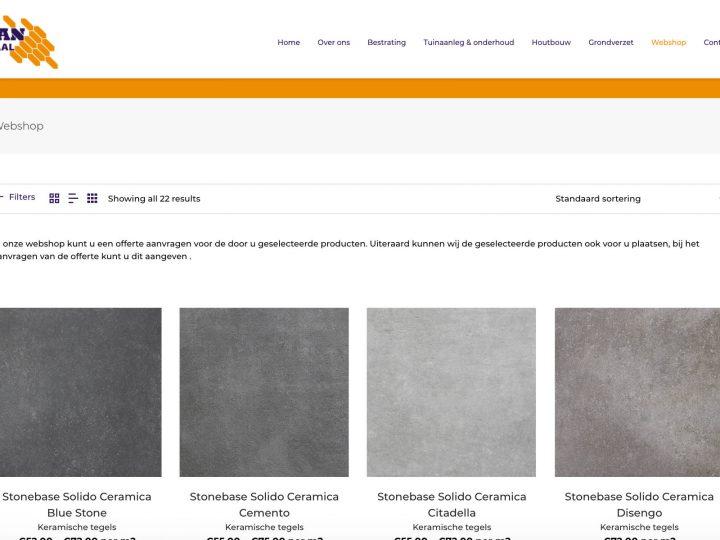 Poelman Tuintotaal investeert in webshop!